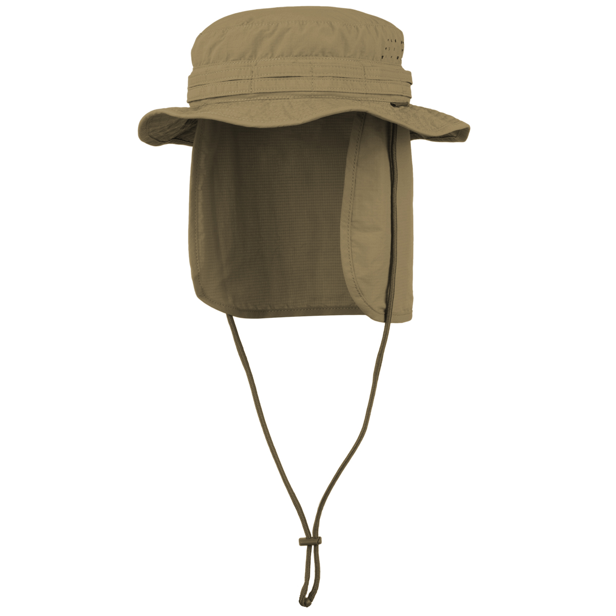 Details about Pentagon Kalahari Hat Tactical Combat Sun Outdoor Head Cover  Vent Boonie Coyote 694f196a535