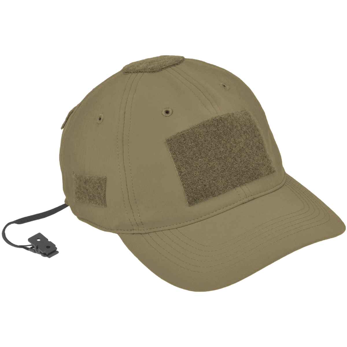 HAZARD 4 PMC MODULAR CONTRACTOR BALL CAP MILITARY AIRSOFT COMBAT TACTICAL COYOTE