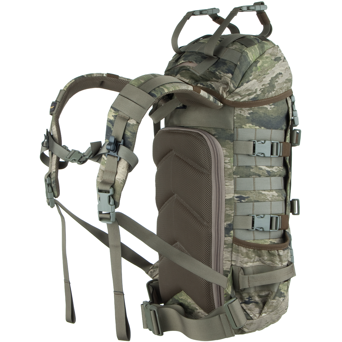 Wisport silverfox 30l hunting molle backpack combat patrol for Combat portent 30 20