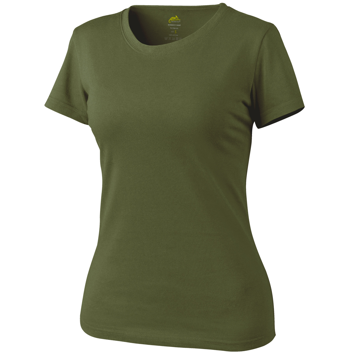Details about Helikon Women s T-Shirt Gym Fitness Active Gear Army Casual  Everyday Olive Green c90d30a612
