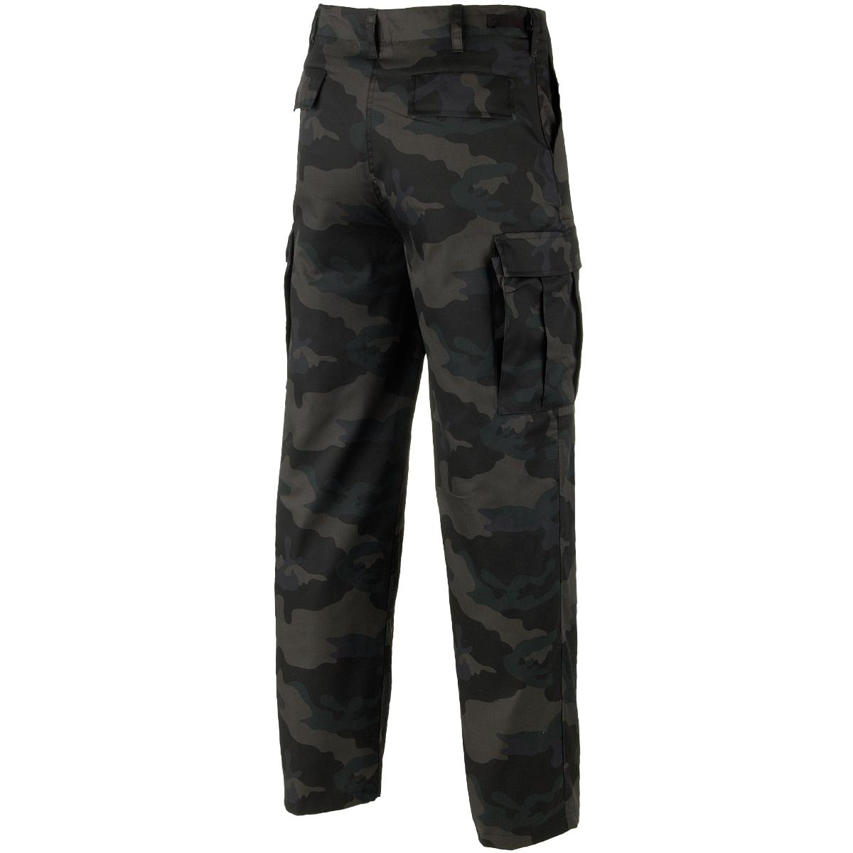 brandit u s ranger army patrol bek mpft jagd hose wandern paintball dark camo ebay. Black Bedroom Furniture Sets. Home Design Ideas