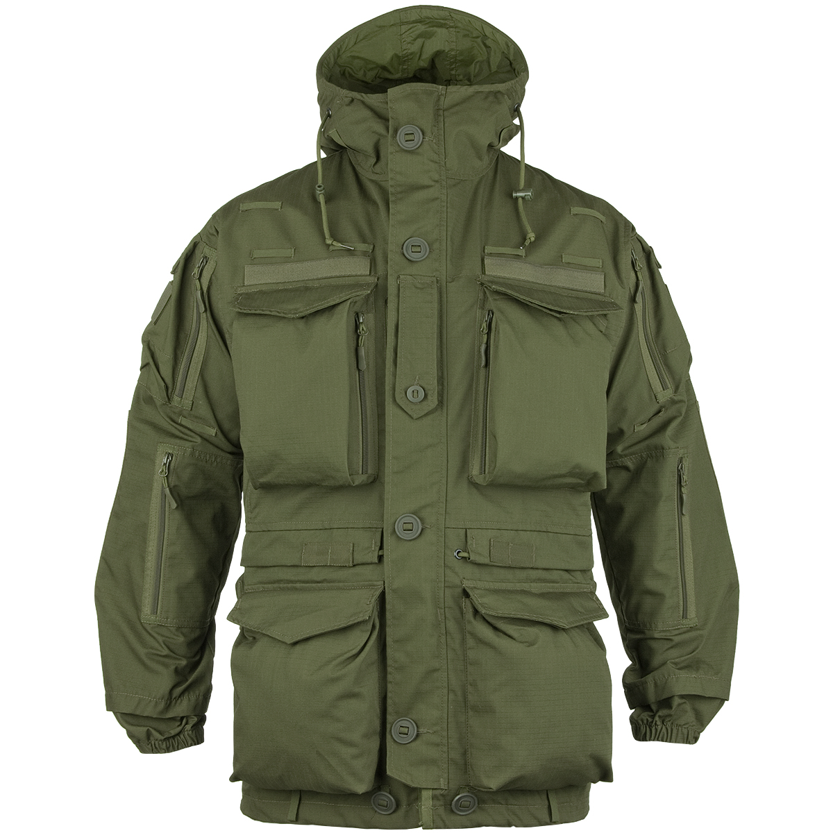 Teesar Army Smock Generation II Military Mens Hunting Jacket ...