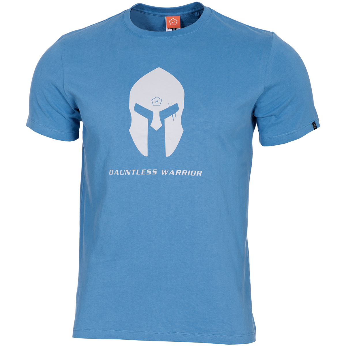 Pentagon Ageron Spartan Warrior T-Shirt Mens Cotton Travel Everyday Casual Olive