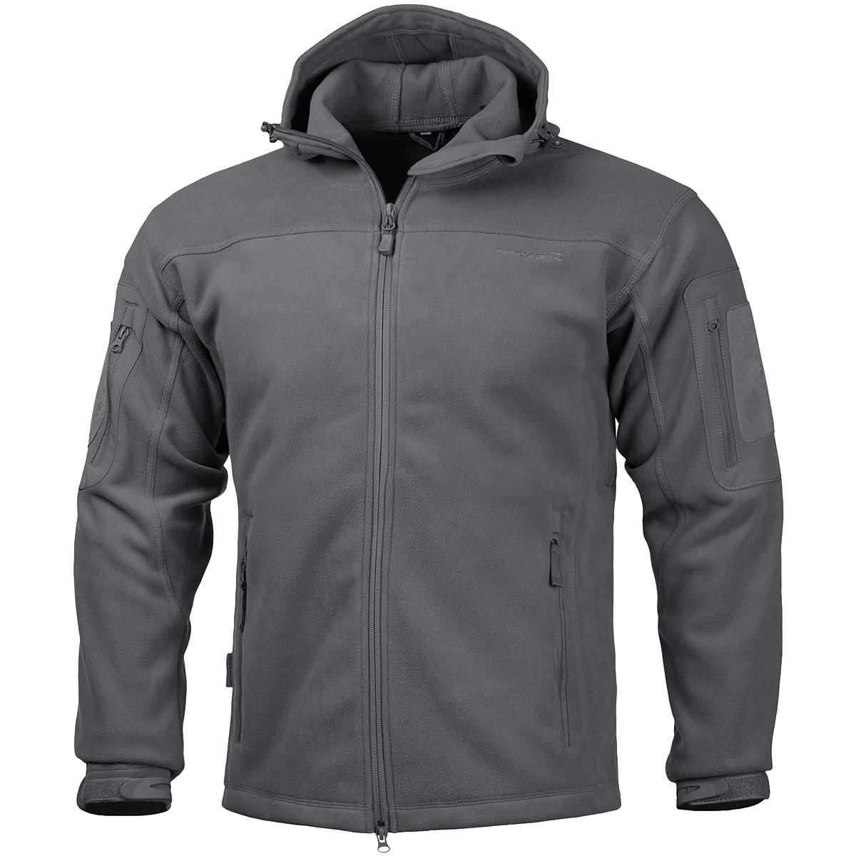 Pentagon Hercules Fleece Jacket 2.0 Tactical Warm Mens ...