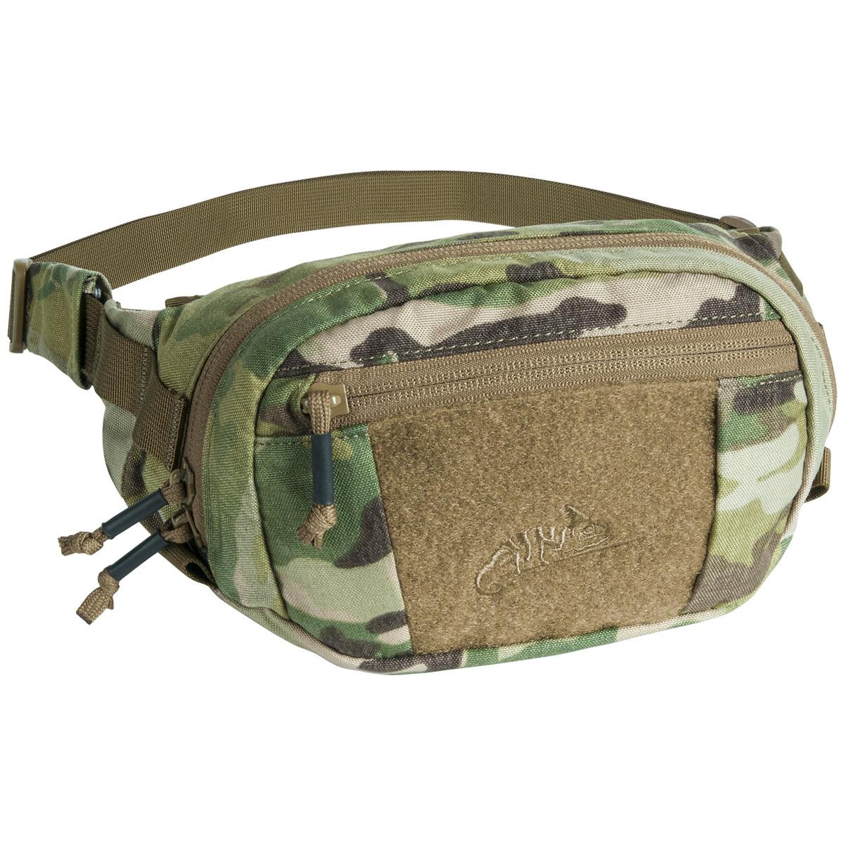 9ab6ef7ee46f Details about Helikon Possum Tactical Waist Pack Military Belt Fanny Bag  Airsoft MultiCam Camo