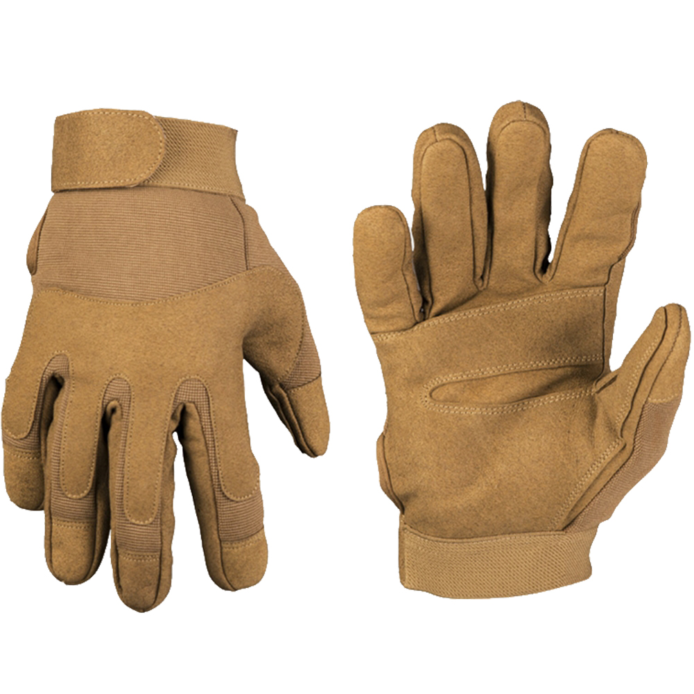 BlackC Sport Coyote Brown Lightweight All Purpose Military Duty Gloves