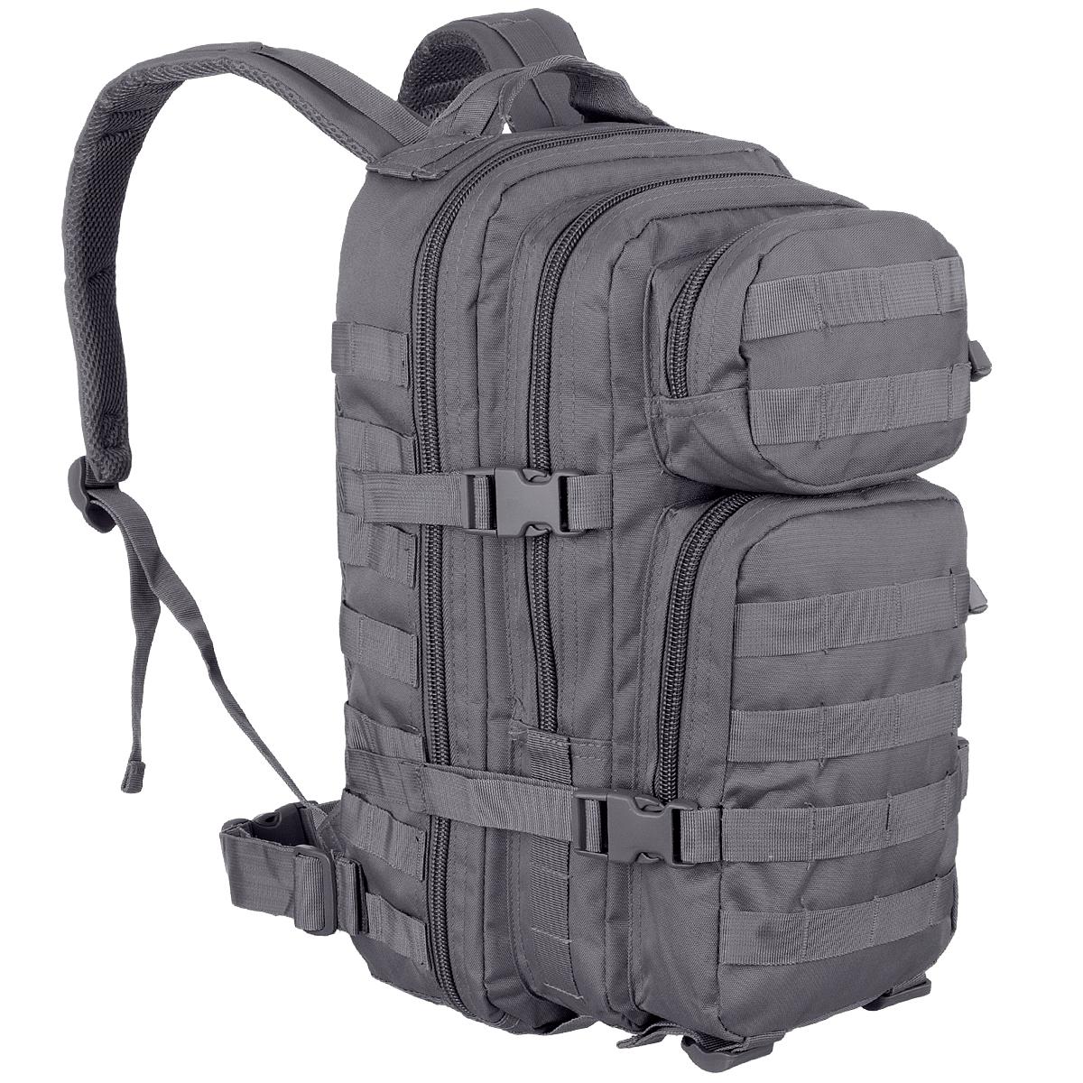 4438d4b2878c1 Plecak Mil-Tec US Assault Mały Urban Grey Plecak Mil-Tec US Assault Mały  Urban Grey