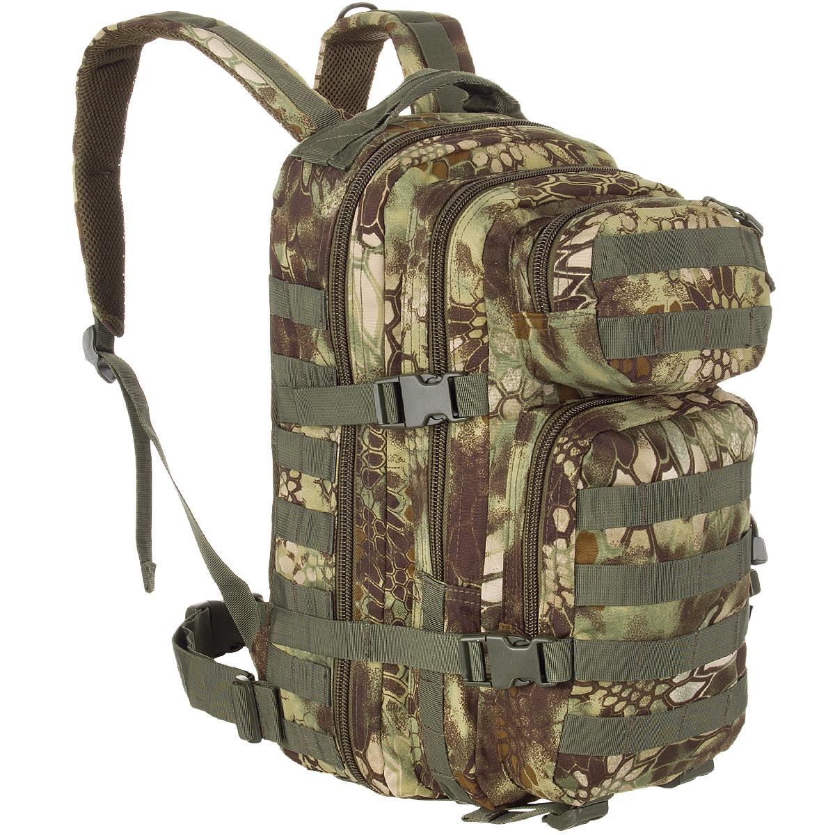 Mil-Tec US Assault Pack Small Patrol Tactical Combat Hiking Backpack Urban Grey