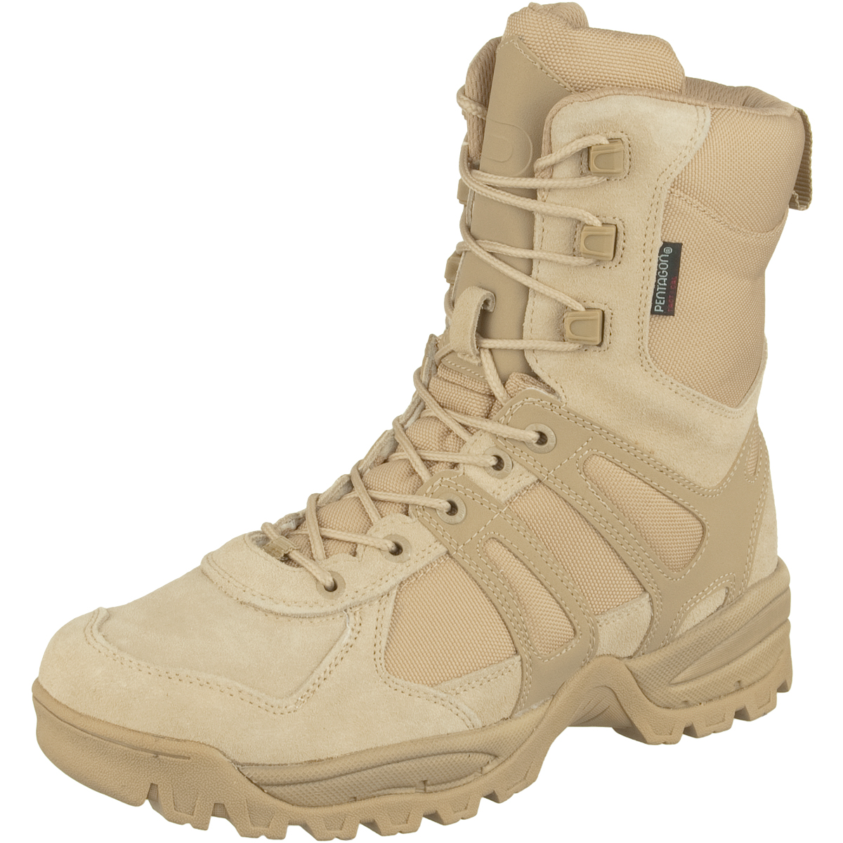 Molto Pentagon Scorpion Desert Boots Tactical Military Duty Patrol Mens  PO23