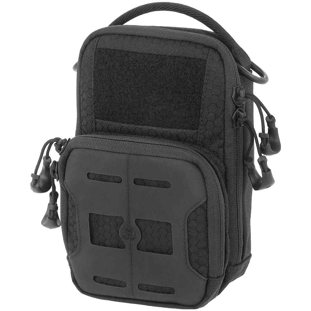 6dc59005d6 Details about Maxpedition AGR Daily Essentials Pouch Hex Ripstop Nylon  Utility Pocket Black