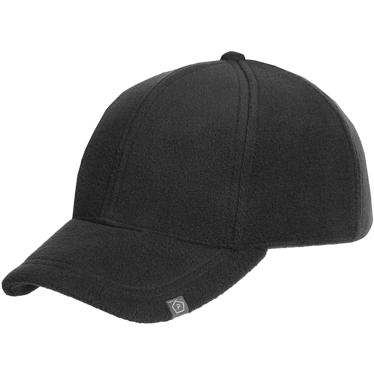Pentagon Fleece BB Cap Security Baseball Hat Warm Police Patrol Headgear Black