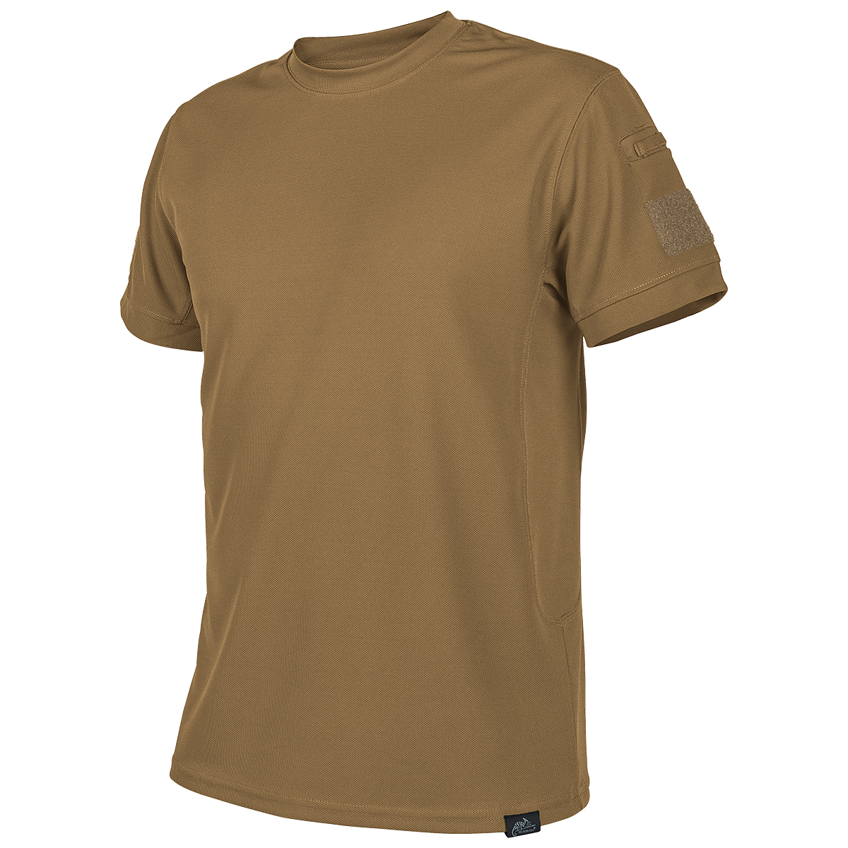Helikon tactical t shirt coyote t shirts vests for Ez custom t shirts