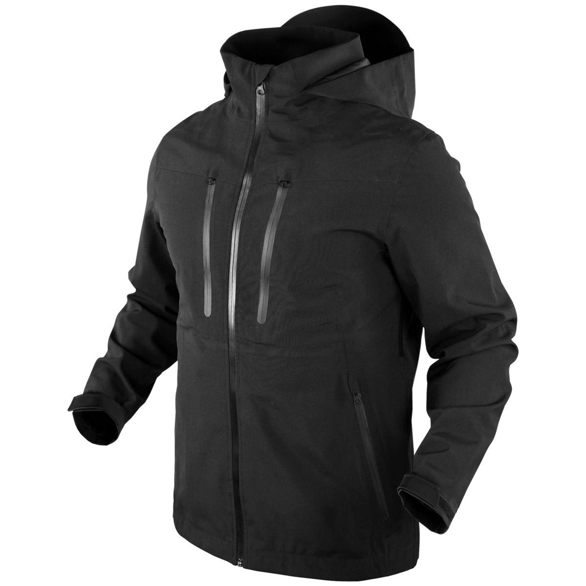 Condor Aegis Hardshell Hooded Tactical Jacket Mens Waterproof Hiking