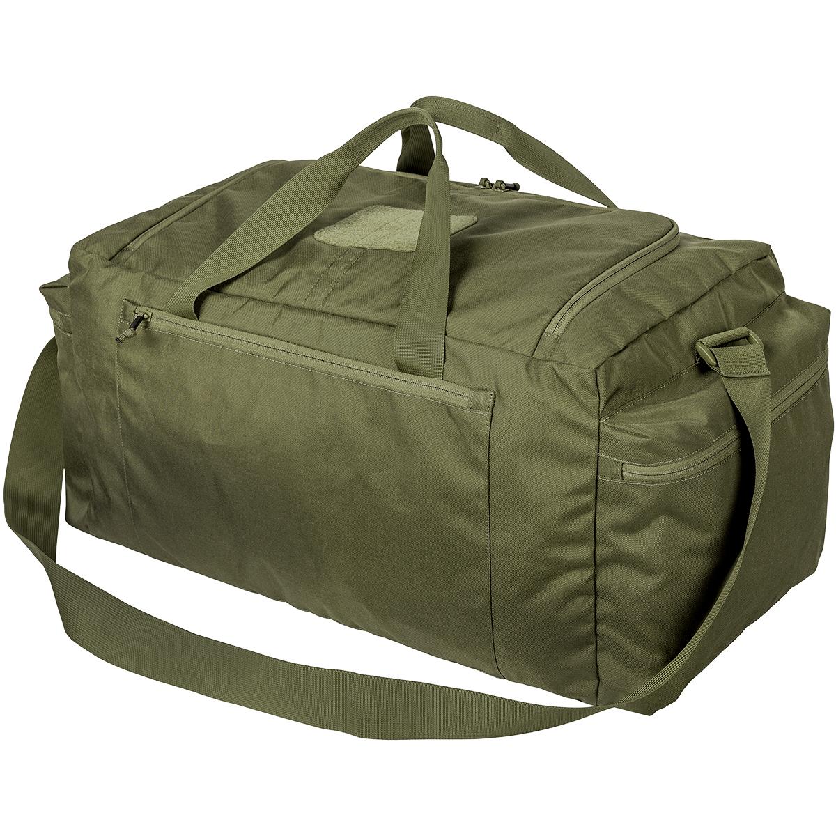 Details about Helikon Urban Training Bag Tactical Work Gym Sport Cordura  Messenger Olive Green