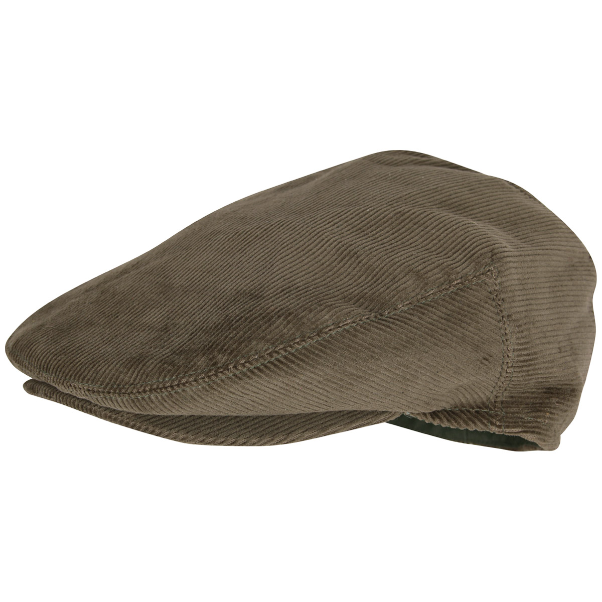 Details about Jack Pyke Corduroy Flat Cap Hunting Fishing Hiking Outdoors  Mens Hat Deep Olive d83c198f0f1