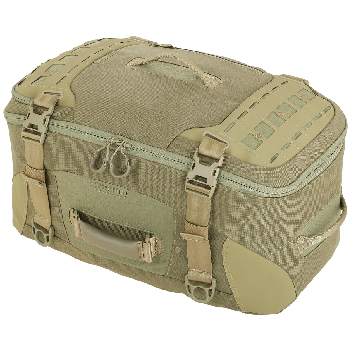 Details about Maxpedition Ironcloud Adventure Travel Bag Padded Backpack  Shoulder Pack Tan 007e43943ea