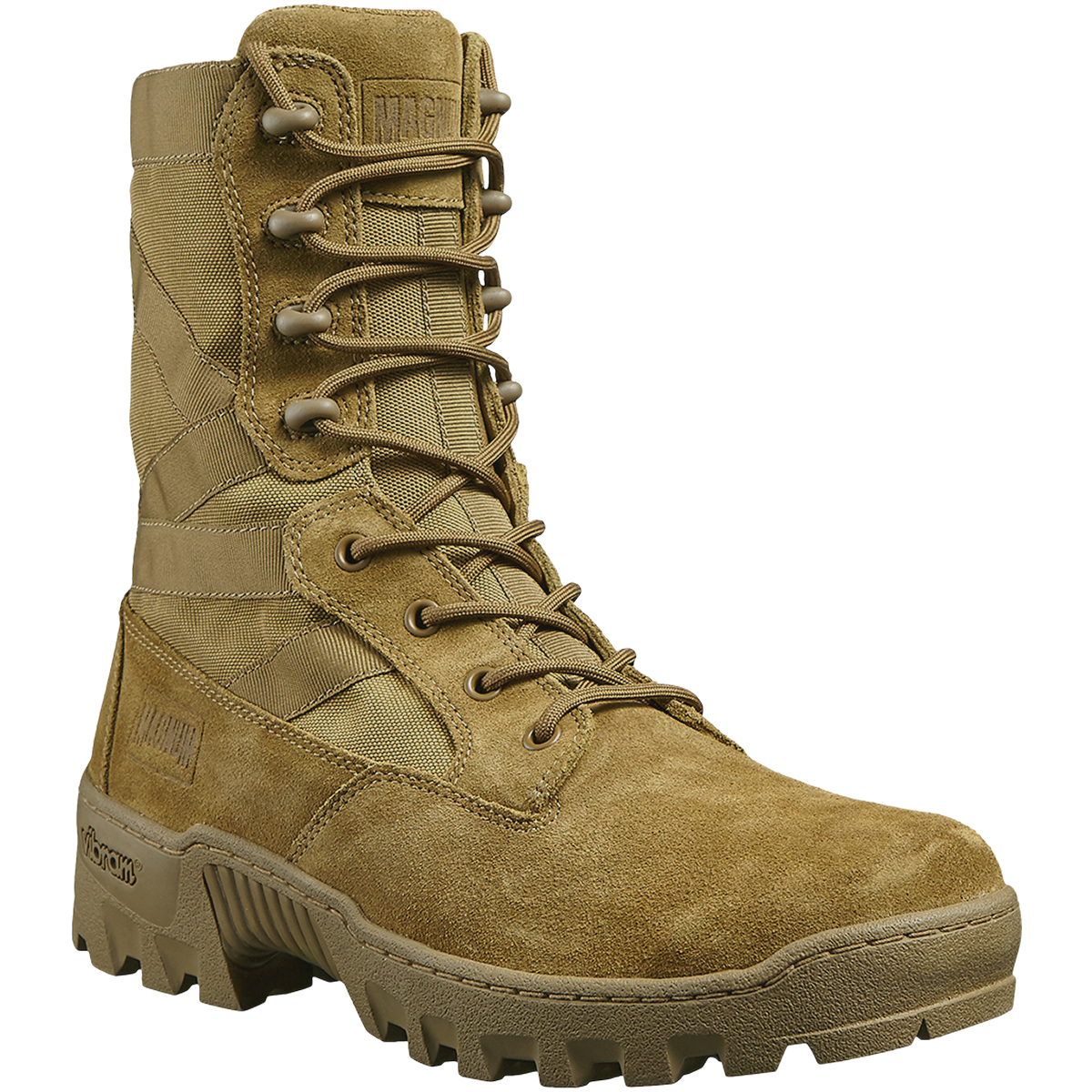 Magnum Panther 8 0 Side Zip Boots Army Military Patrol