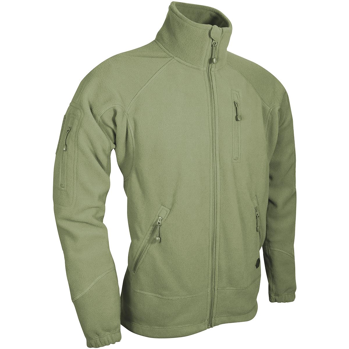 Viper Special Ops Fleece Jacket Warm Travel Sweater Mens Jumper ...