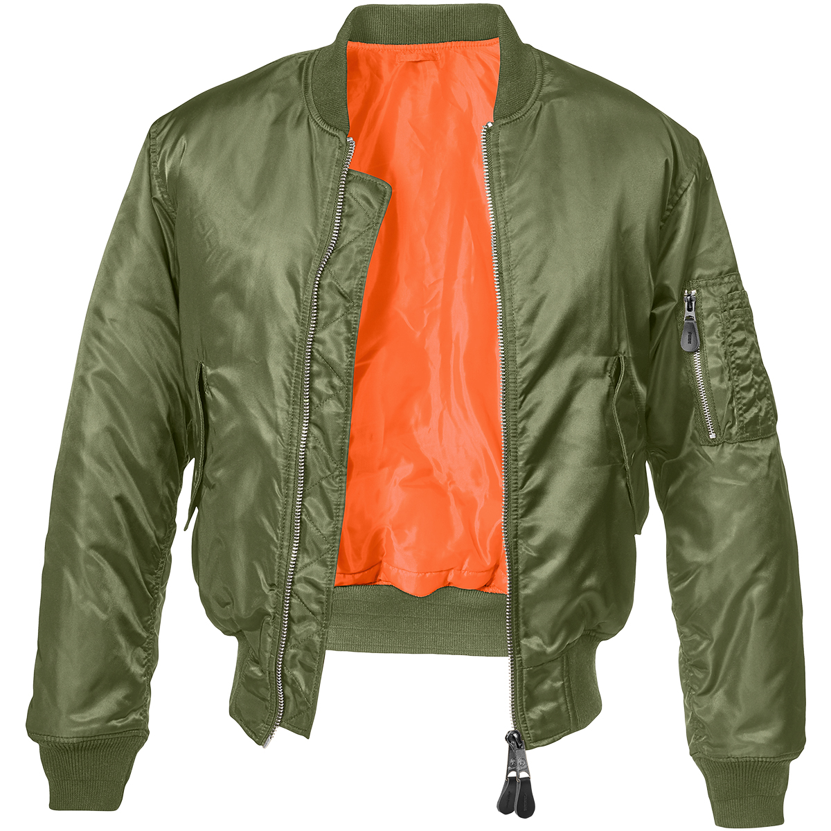 Brandit Ma1 Jacket Security Mens Bomber Flight Police ...