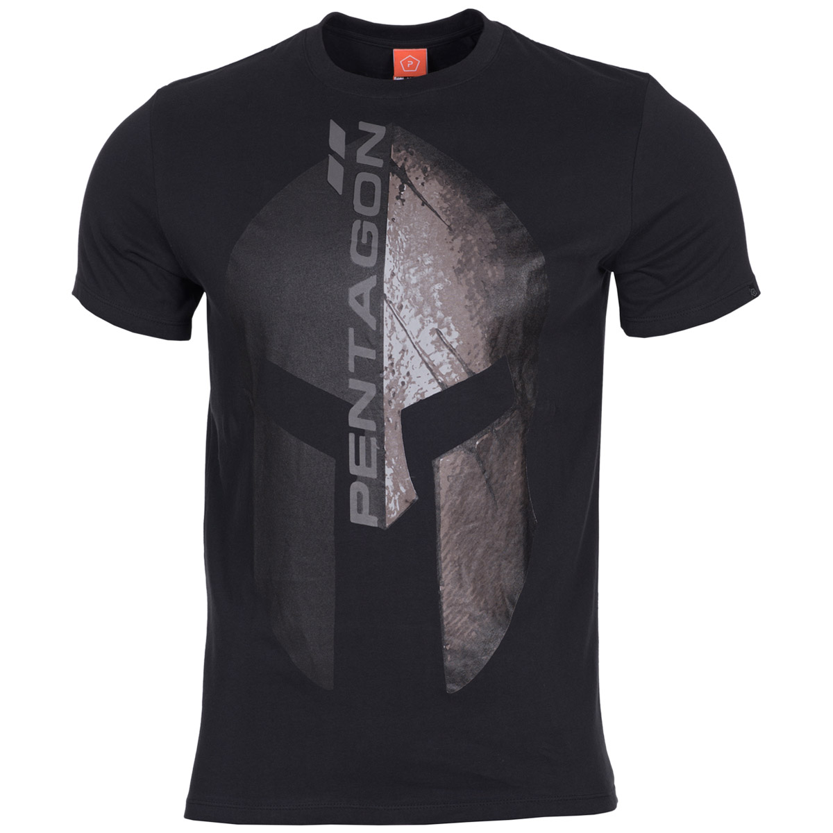 Pentagon Ageron T-Shirt Eternity Security Tactical Patrol Police Mens Top Black