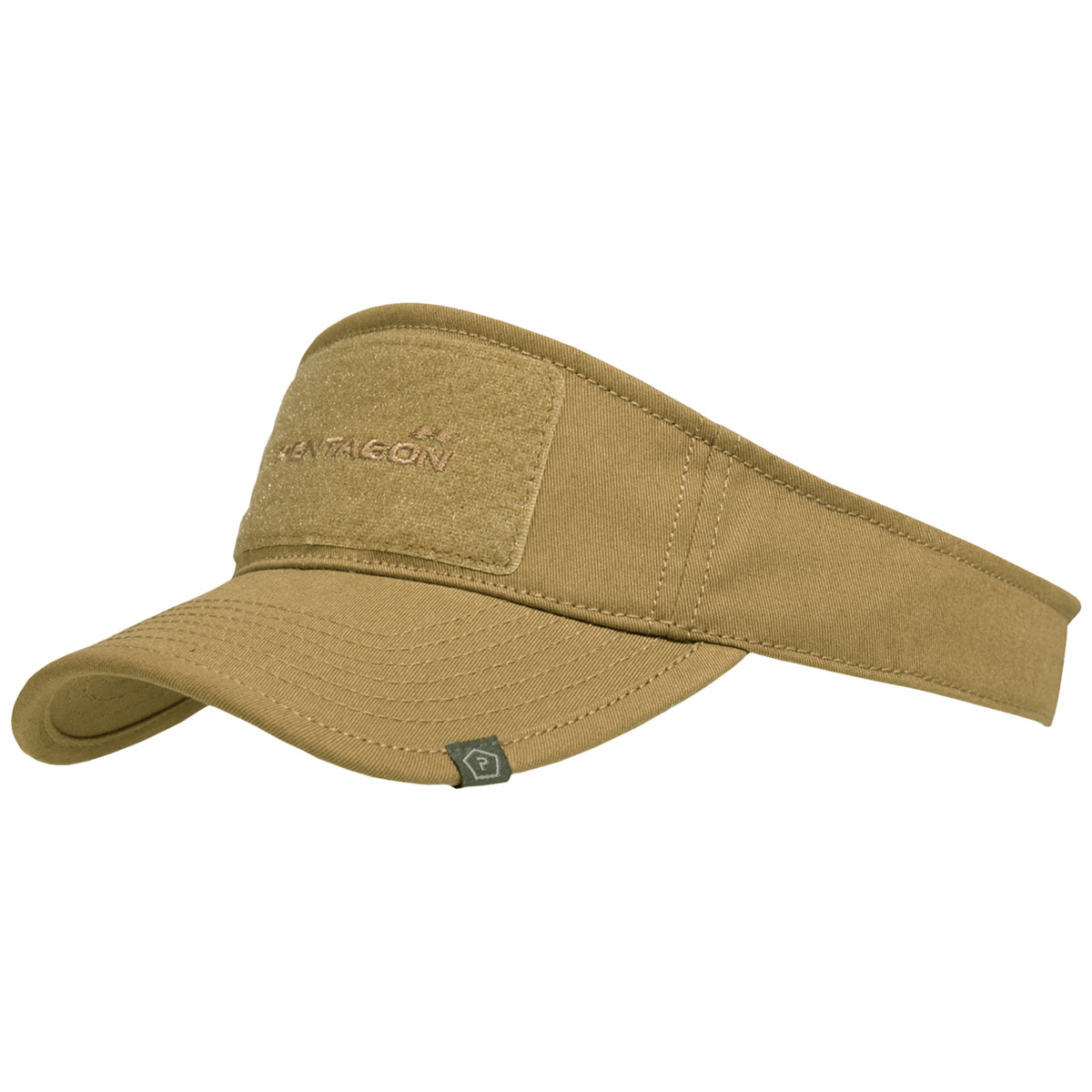 99e7bb4473b Details about Pentagon Visor Tactical Baseball Cap Military Shooting  Hunting Sun Hat Coyote