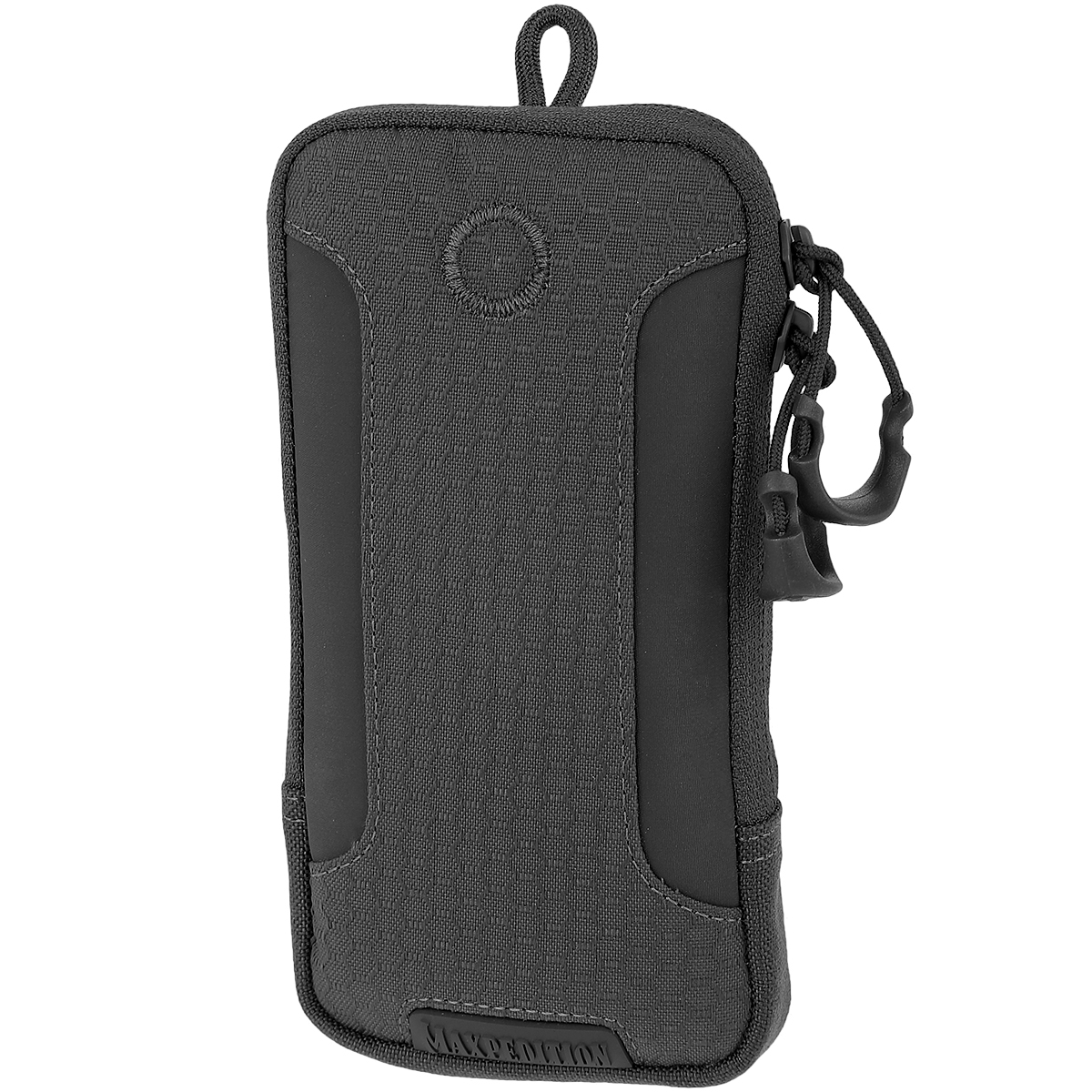 huge discount c2feb 5a511 Details about Maxpedition PLP iPhone 6/6S/7 Plus Pouch MOLLE Military Case  Padded Holder Black