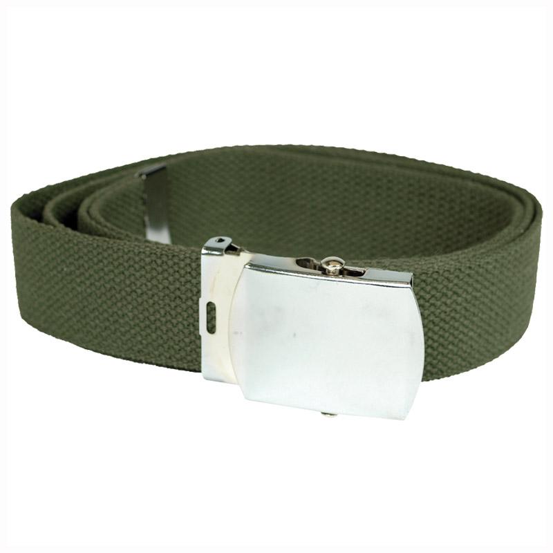 Billabong Stoff Gürtel Sergeant Belt grün Stoffgürtel Webbing Belt jade green