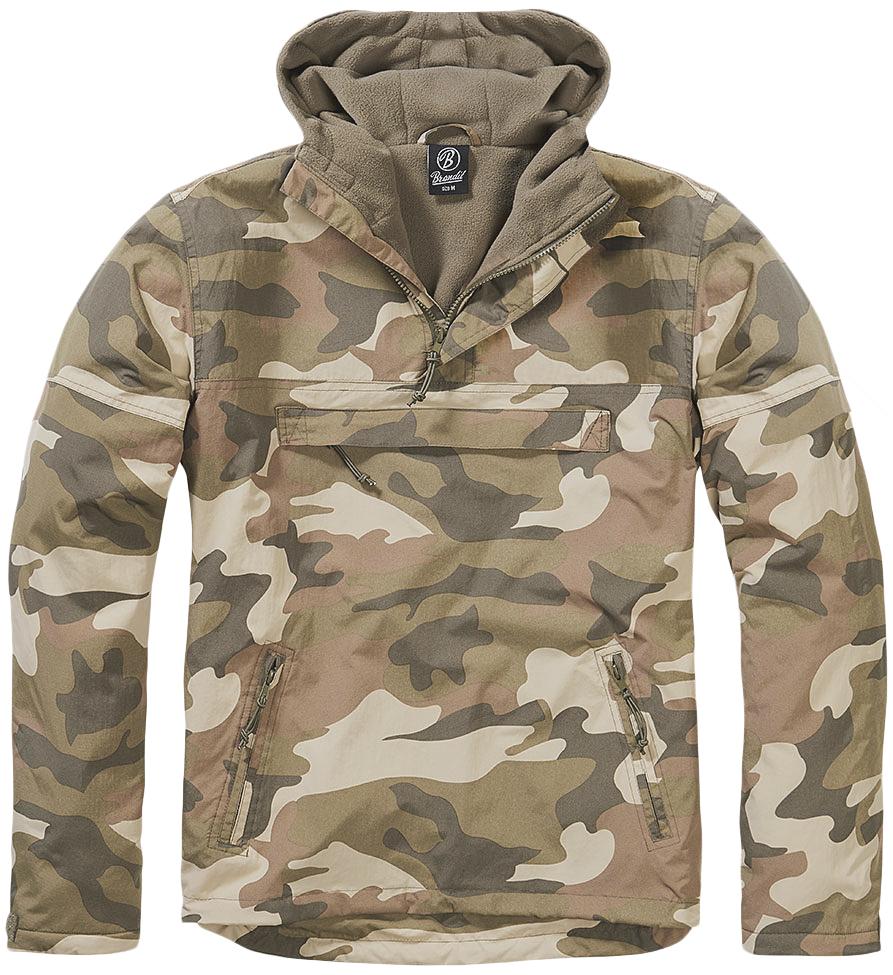 brandit coat combat 4xl Army camouflage Coat Size 4 XL Size 50