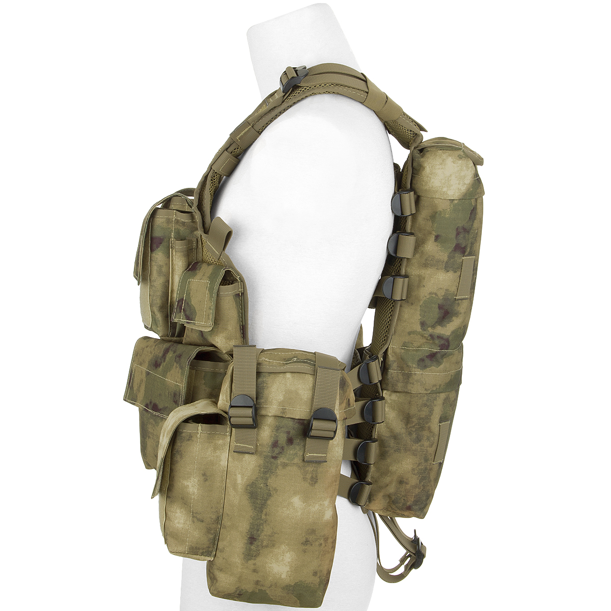 Airsoft Cargo Assault South African Hunting MFH Vest HDT Camo Combat IEqAfYwEx