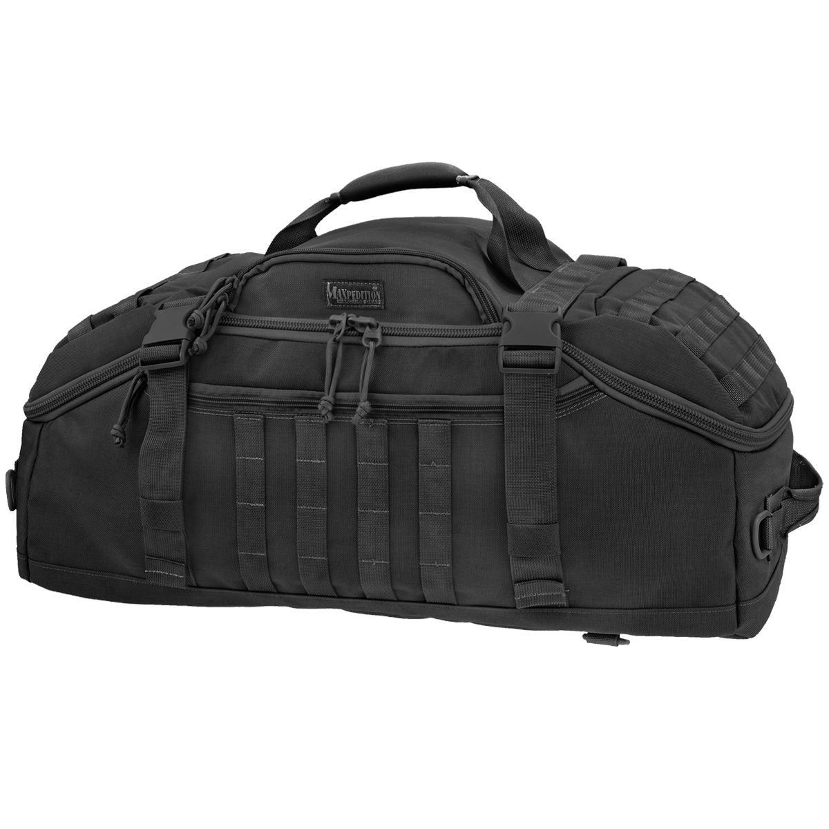 b272446e17f9 Maxpedition Doppelduffel Adventure Bag MOLLE Luggage Pack Carryall ...