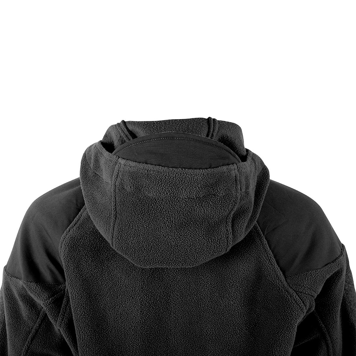 Helikon Hombre Cumulus Chaqueta de lana Negro