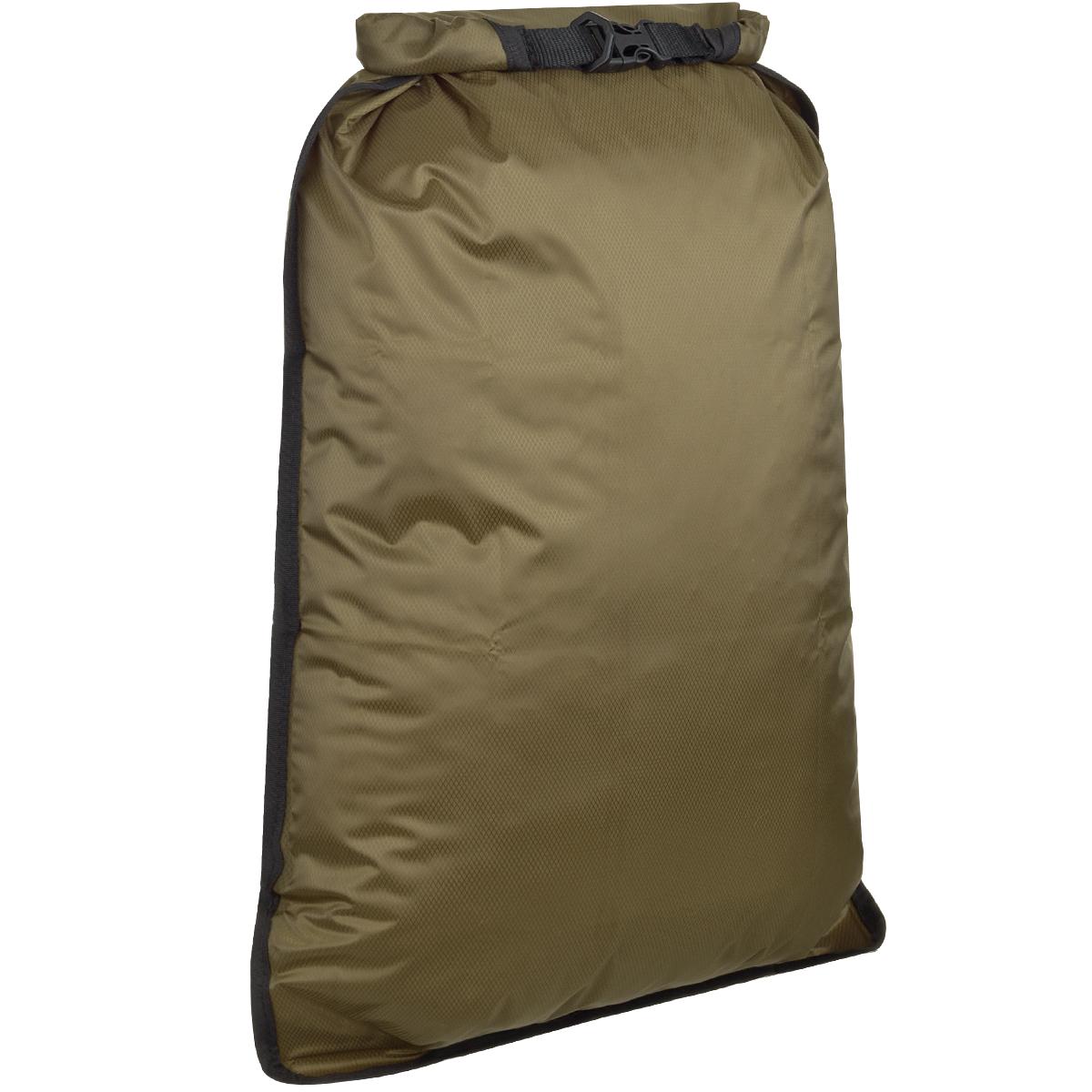 Details About Mfh Waterproof Duffle Bag 20l Beach Knapsack Canoe Sailing Dry Od Green