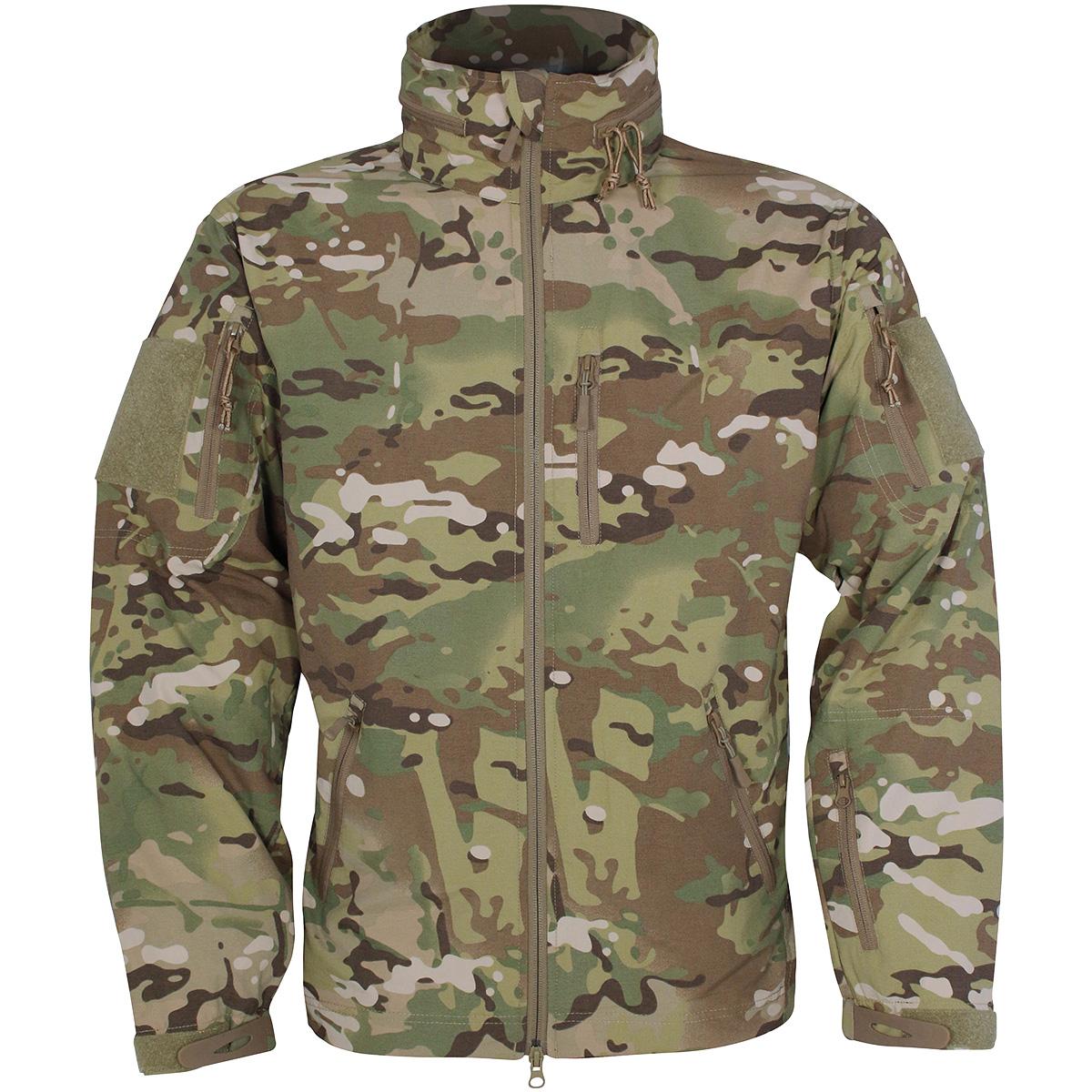 viper tactical elite military softshell army combat nylon hood