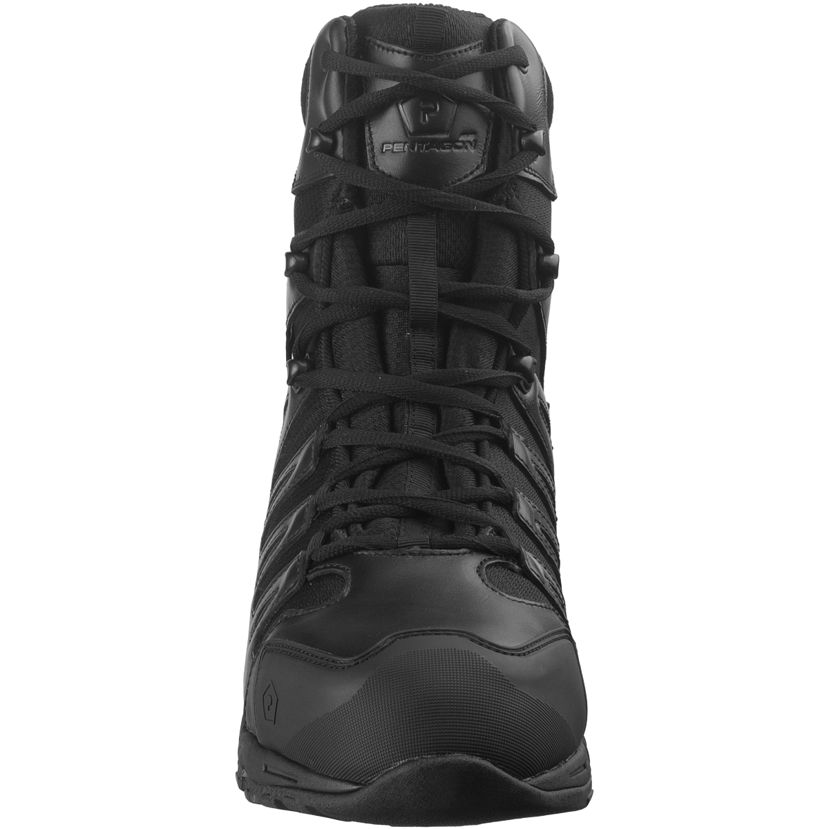 PENTAGON Hombres Achilles 8 Tactical Botas Negro Tama/ño 47 EU//13 UK