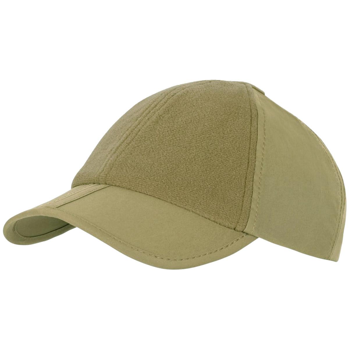 Helikon Mens Folding Baseball Outdoor Cap Tactical Military Hat Adaptive Green