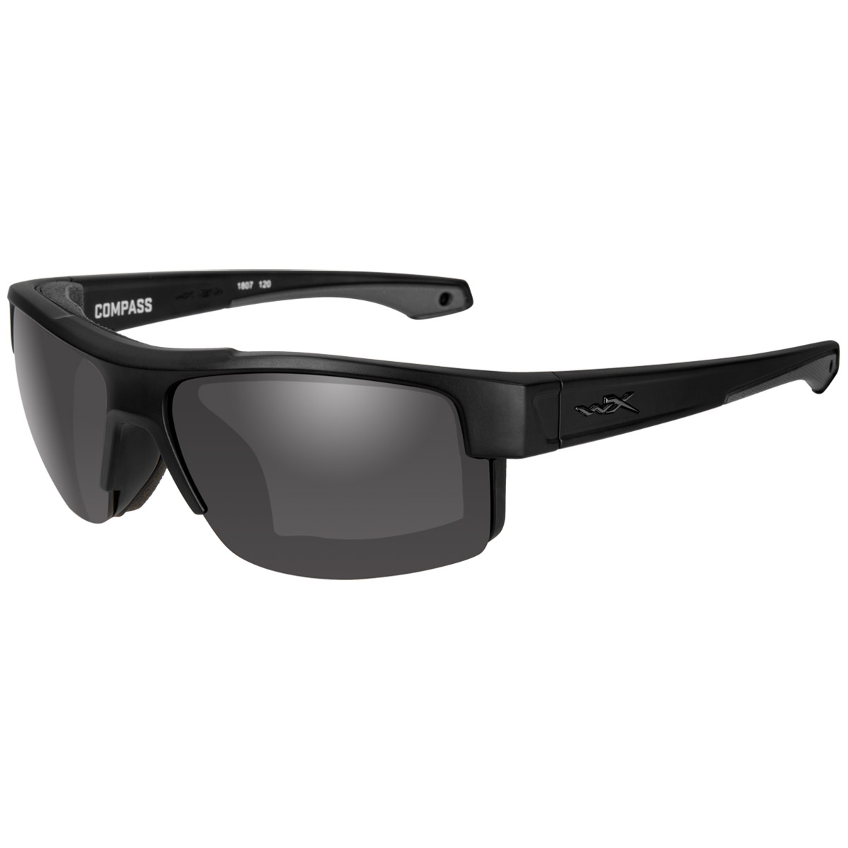 NEW WILEY X VALOR Safety Glasses Interchangeable Lens Black SUNGLASSES CHVAL06