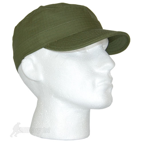 0ff0ca67d9c941 Sentinel Army Style Ripstop Combat Field Baseball Cap Tactical Sun Hat  Olive Green S-XXL