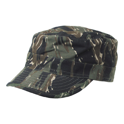 Details about Vietnam Army Style Ripstop Field Cap US Tactical Sun Hat  Tiger Stripe Camo S-XXL 256290fb4a2