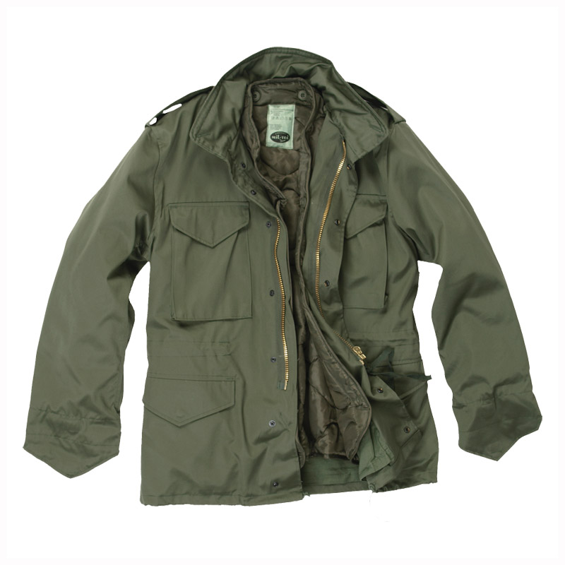 Army Surplus World has a wide selection of jackets which are perfect for cold weather. We offer both military and civilian style jackets, including a variety of M field jackets, N3B and Gortex parkas, Tactical Softshell jackets, fleece jackets, PT jackets and MA1 flight jackets.