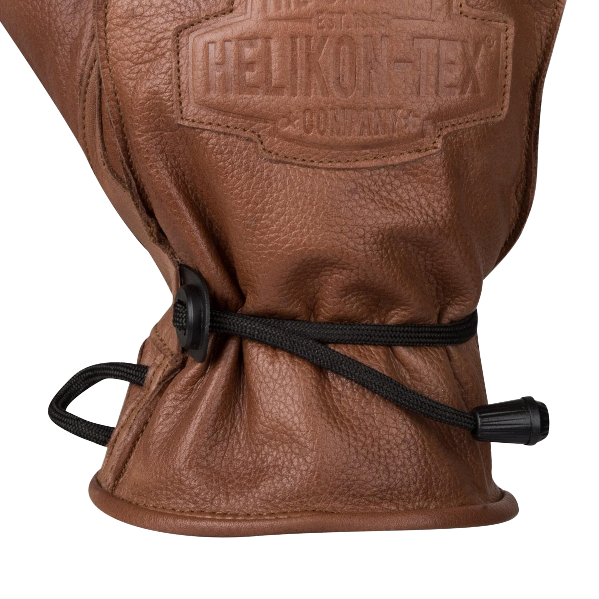 S Brown Helikon Tex Woodcrafter Gloves Outdoor Leather Finger Gloves U S