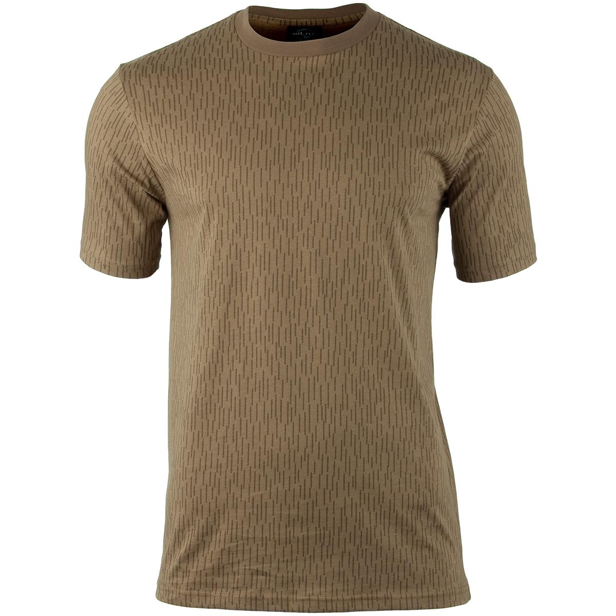 East German Nva Army T Shirt Strichtarn Camo