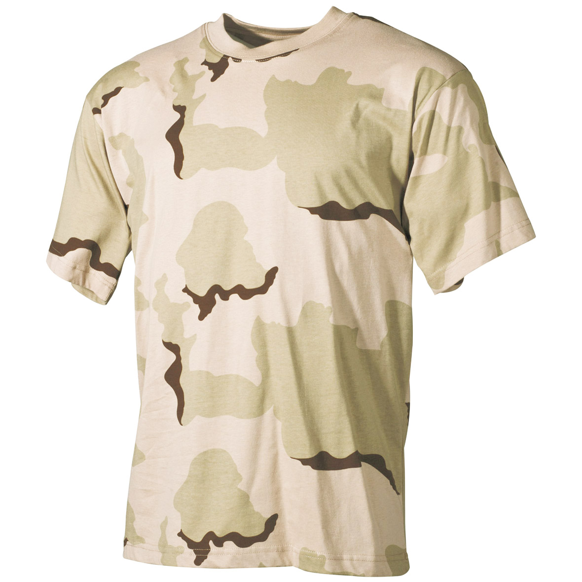 Army Marines Combat Mens T-Shirt Military Top Digital Desert Marpat Camo S-3XL