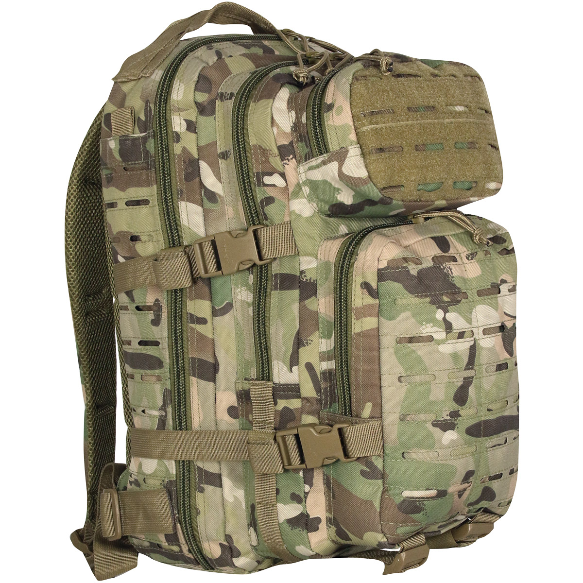 viper lazer recon pack 35l military backpack hydration molle