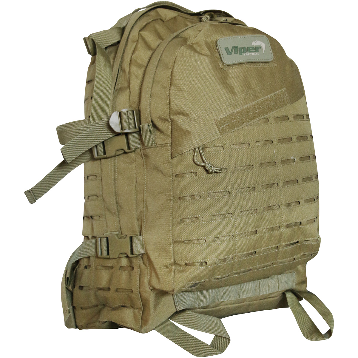 Sentinel Viper Special Ops Military Molle Backpack 45l Army Bag Combat Rucksack Coyote