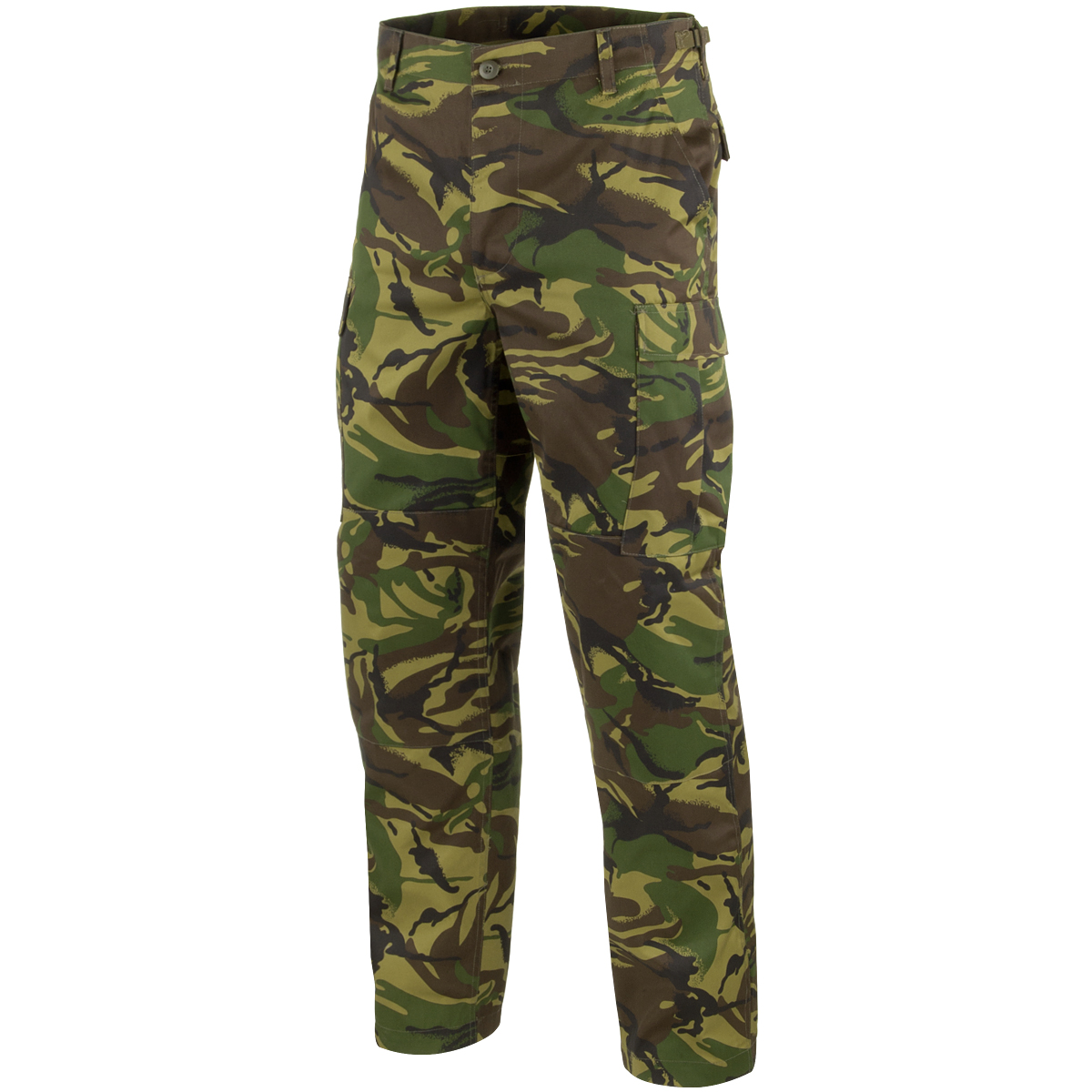 d9fe0bae9db714 Details about MIL-TEC ARMY COMBAT MENS CARGO PANTS MILITARY RANGER TROUSERS  BRITISH DPM CAMO