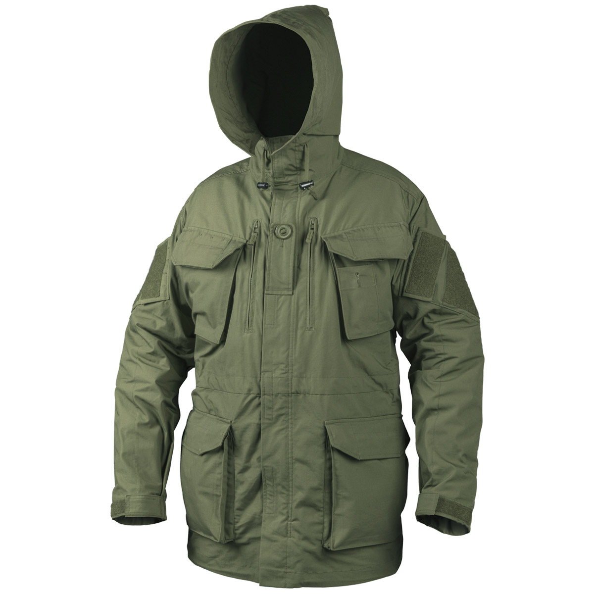 Details about Helikon Military PCS Smock Windproof Mens Jacket Hunting Army  Parka Olive Green d7960bd55fb