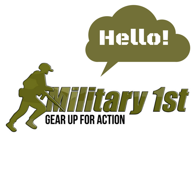 Welcome to Military 1st Blog