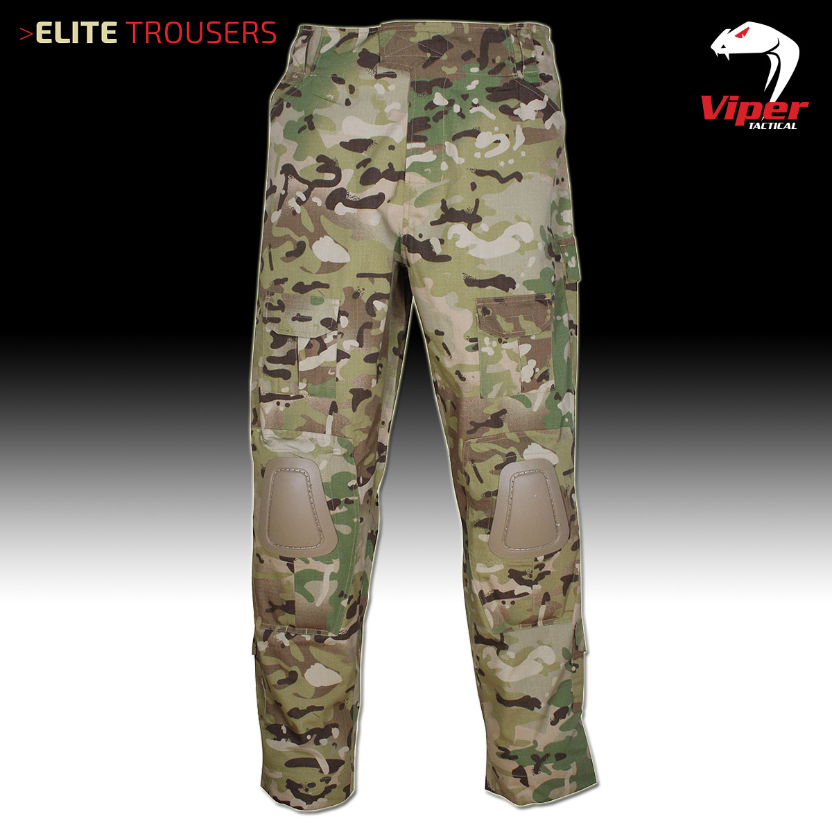 Viper goes Tactical with new Elite Trousers