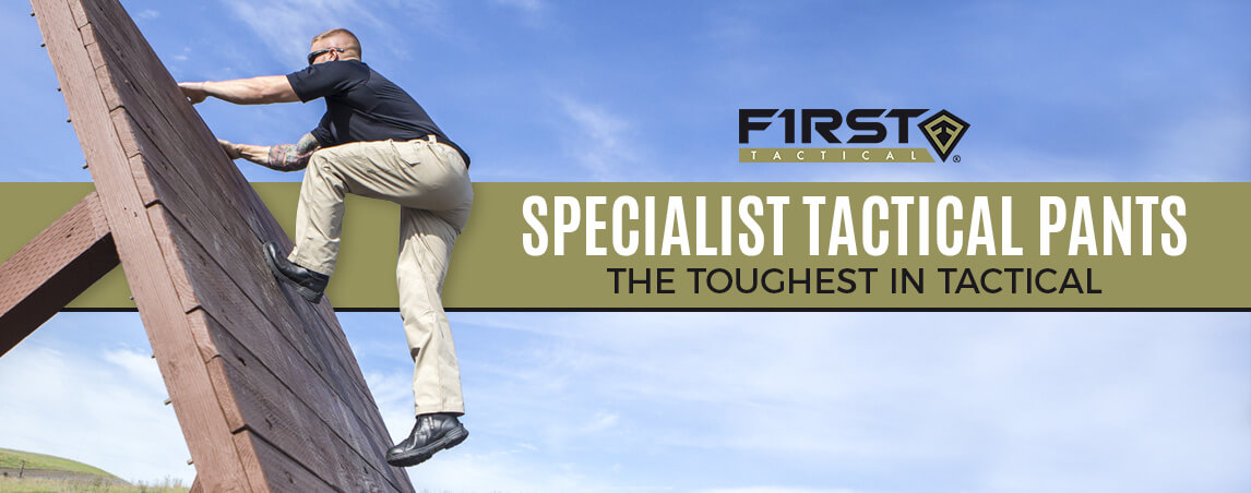 First Tactical Men's Specialist Tactical Pants