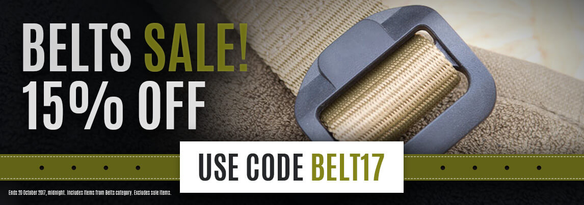 Belts Sale!